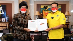 Bambang Soesatyo & Atta Halilintar-1631260307