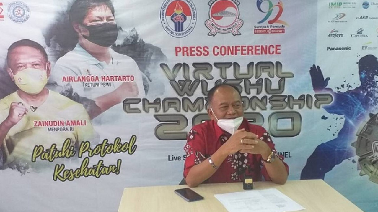 Ketua Umum PP KBI, Ngatino / Foto: Ist