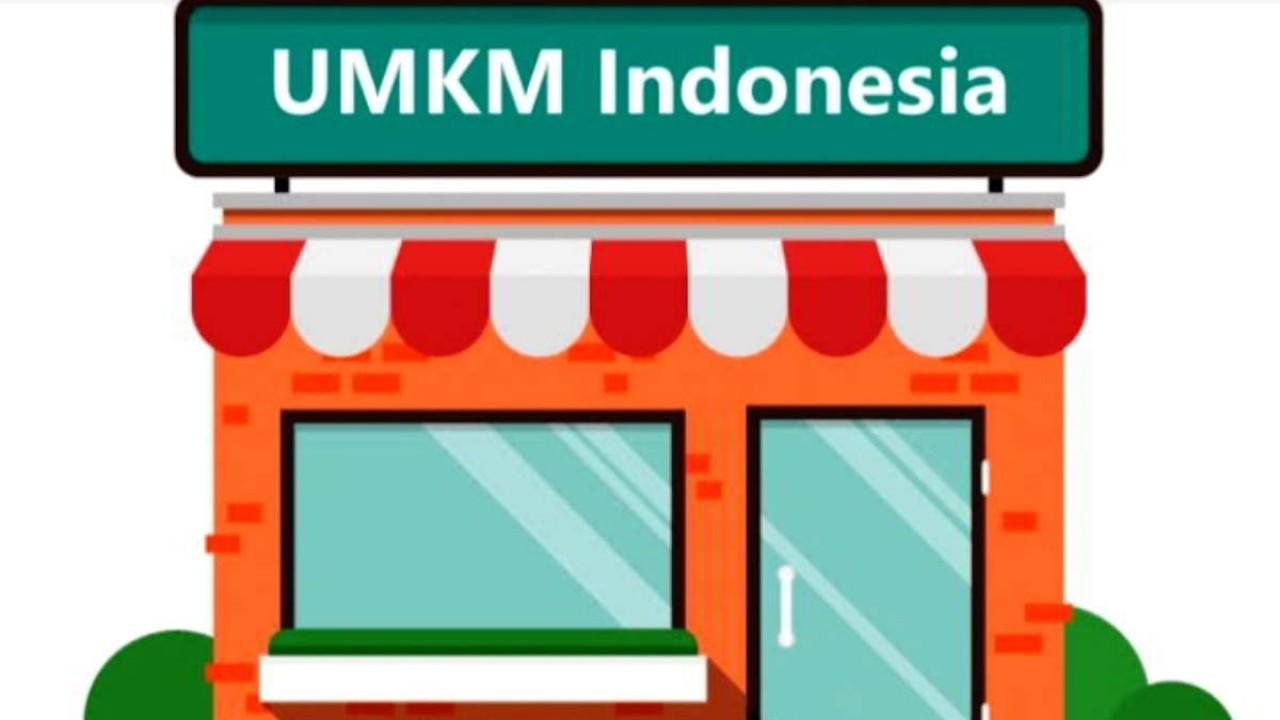 Ilustrasi UMKM Indonesia/ist