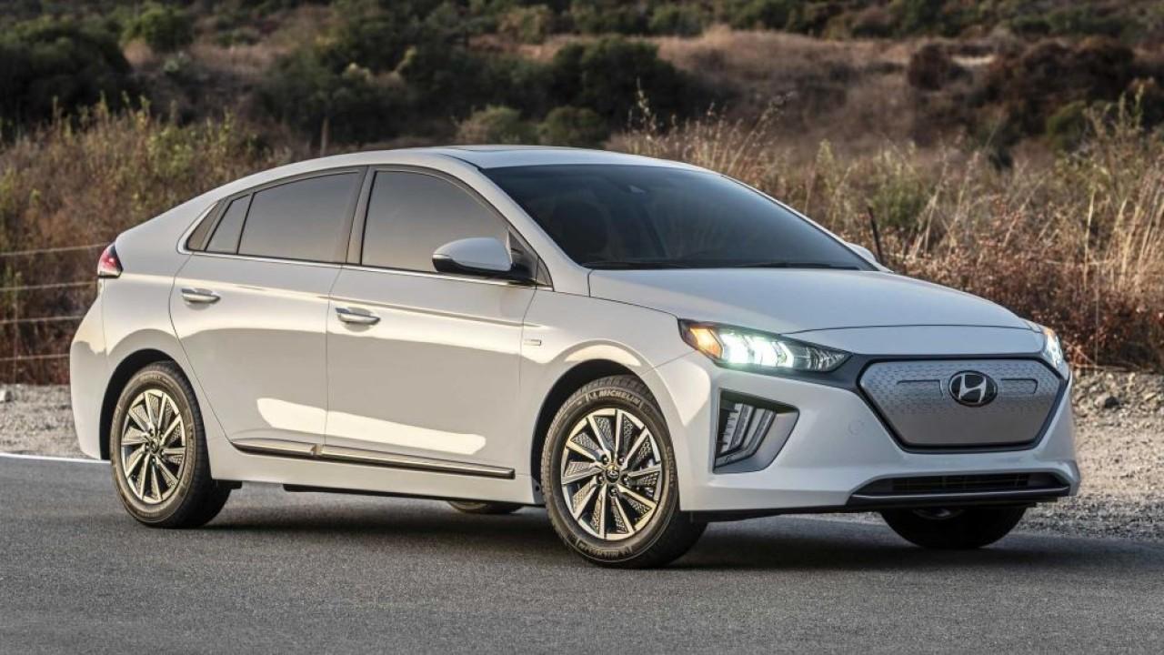 Hyundai Ioniq Electric. (Motor1)