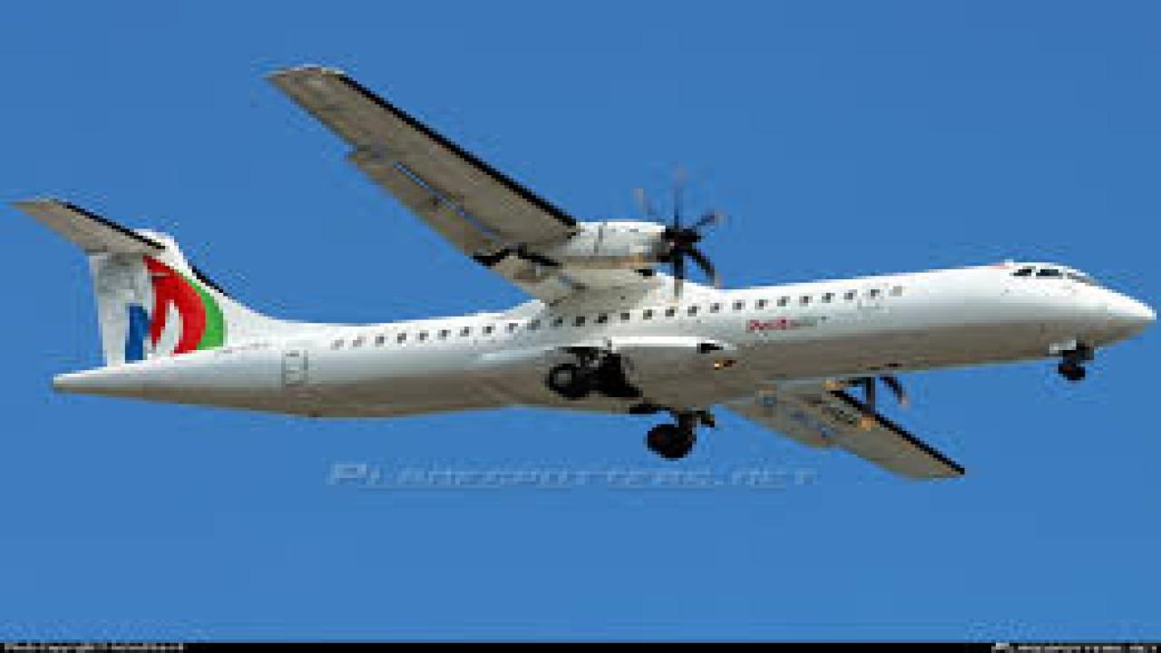 Ilustrasi pesawat Pelita Air Service/ist