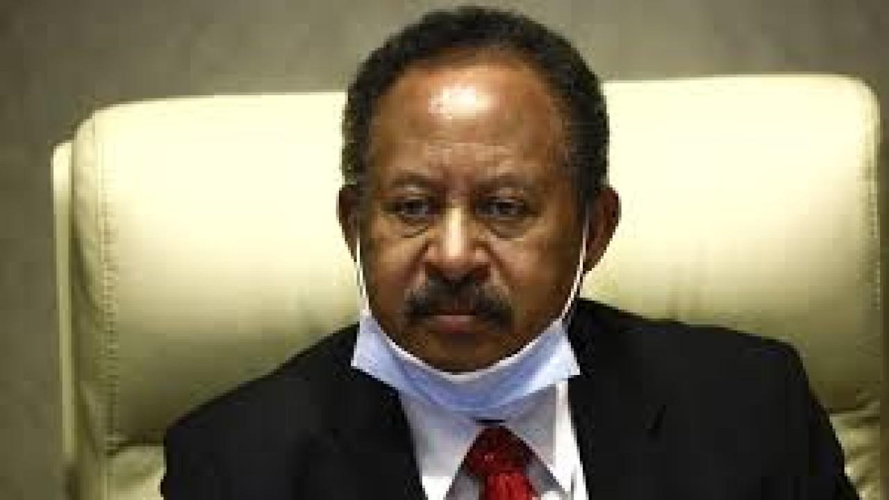 Perdana Menteri Sudan Abdalla Hamdok/ist