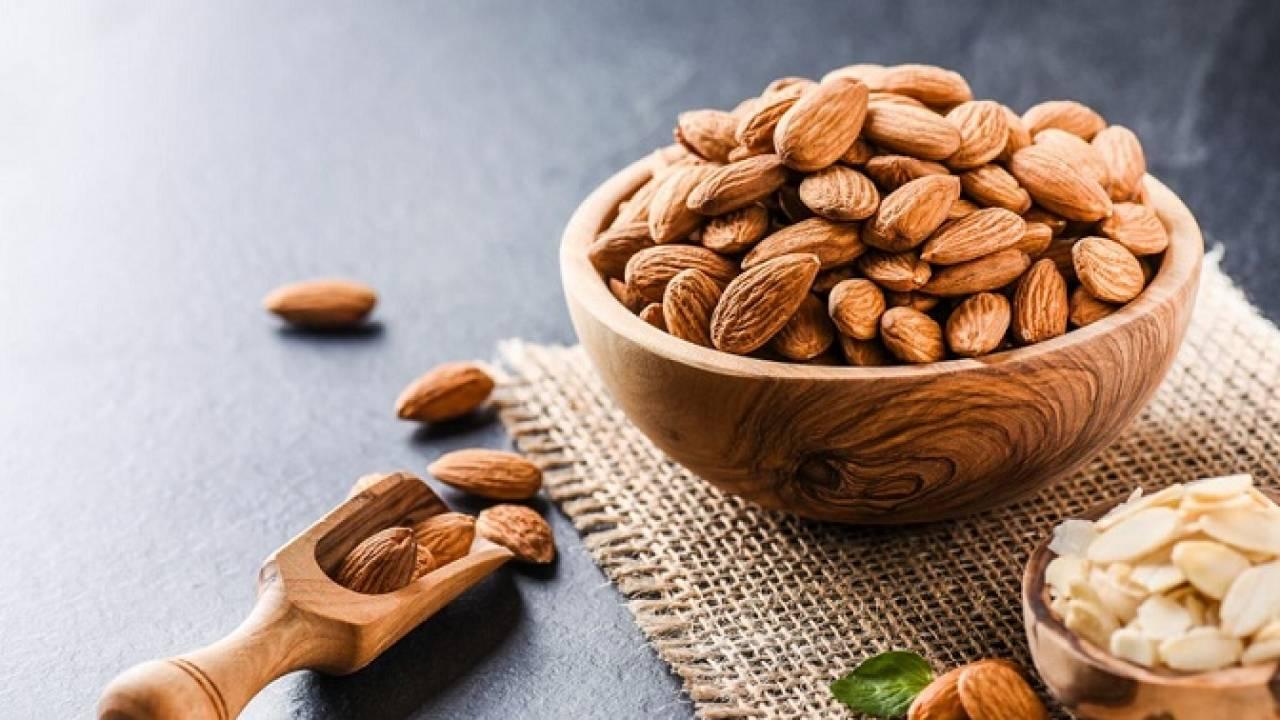 Kacang almond / Foto: Ist