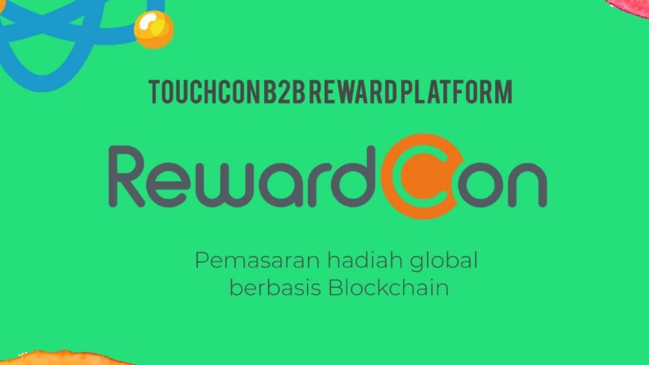 TouchCon B2B Reward Platform. (Istimewa)